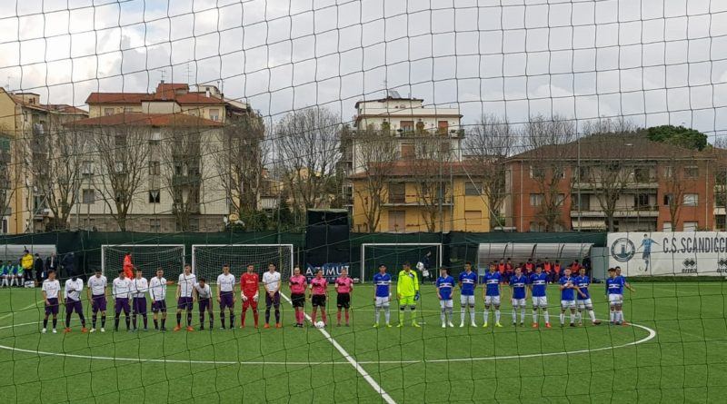 fiorentina sampdoria under 17